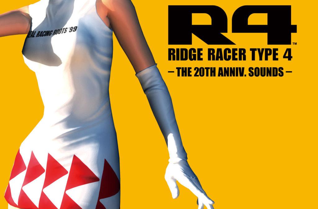 Ridge Racer Type 4 cumple 20 años con una remasterización de su BSO