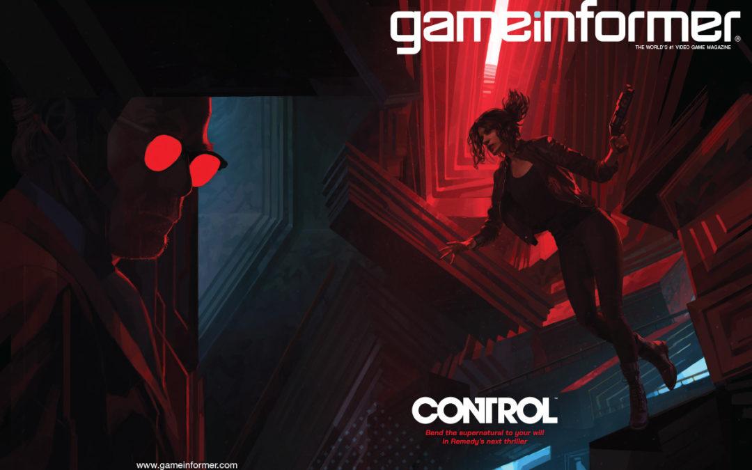 Detalles efervescentes de Control, el nuevo juego de Remedy