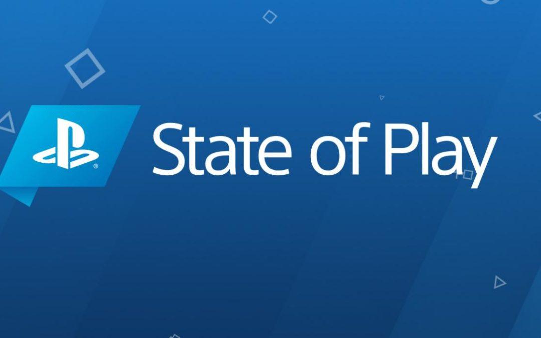 Sony Presenta State of Play, su programa de novedades en vídeo