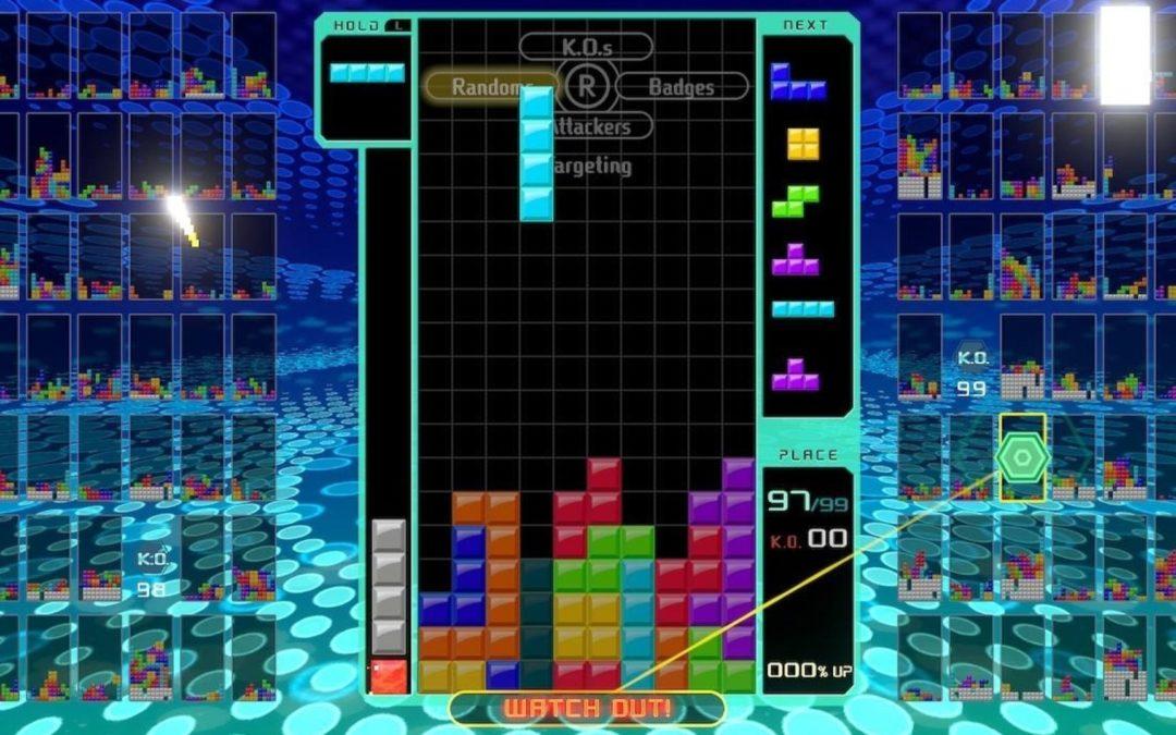 Anunciado el primer campeonato de Tetris 99, tendrá lugar del 9 al 11 de marzo