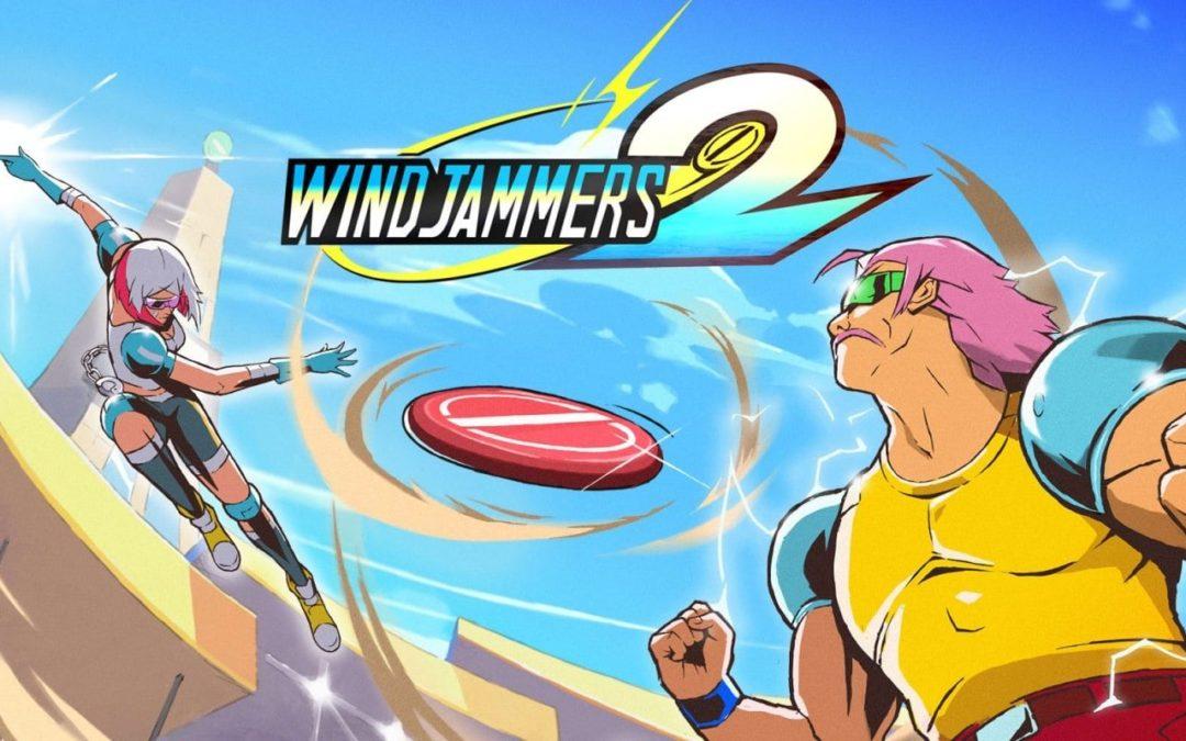 Tráiler con jugabilidad de Windjammers 2
