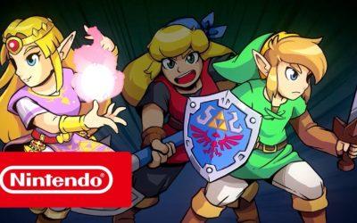 Cuphead y un spin-off de Zelda entre las novedades indie de Nintendo