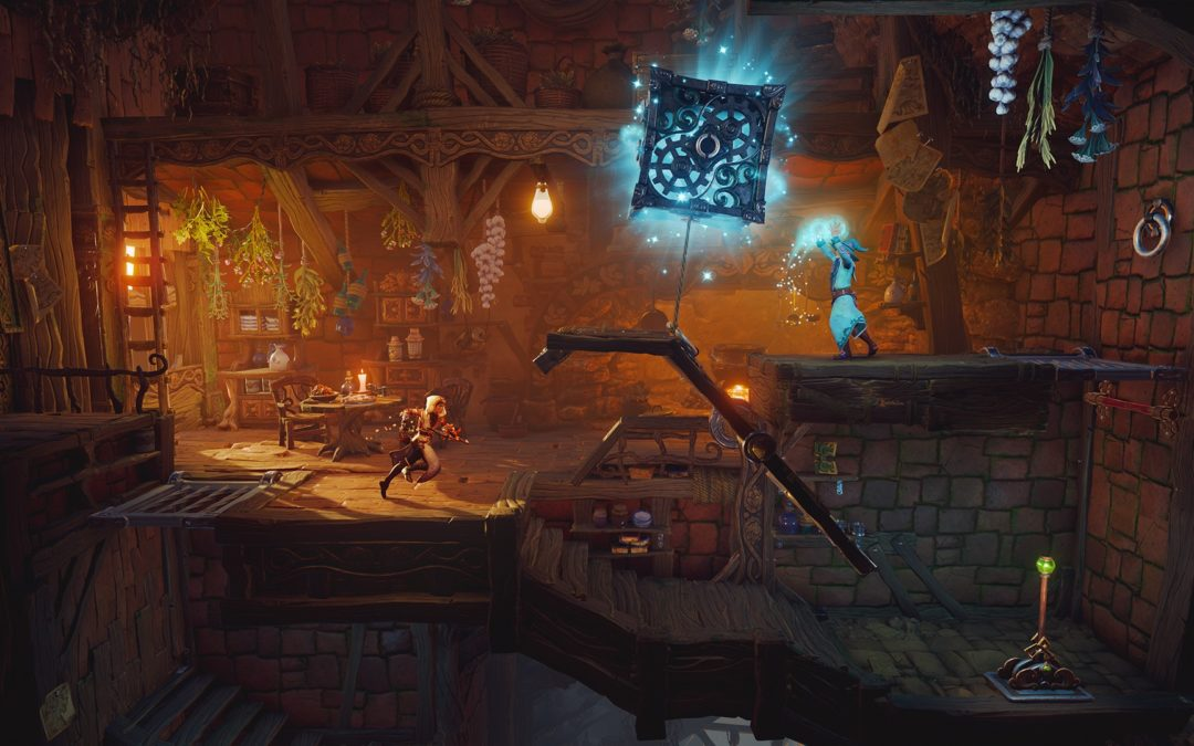 Fronzebyte regresa al 2D con Trine 4: The Nightmare Prince