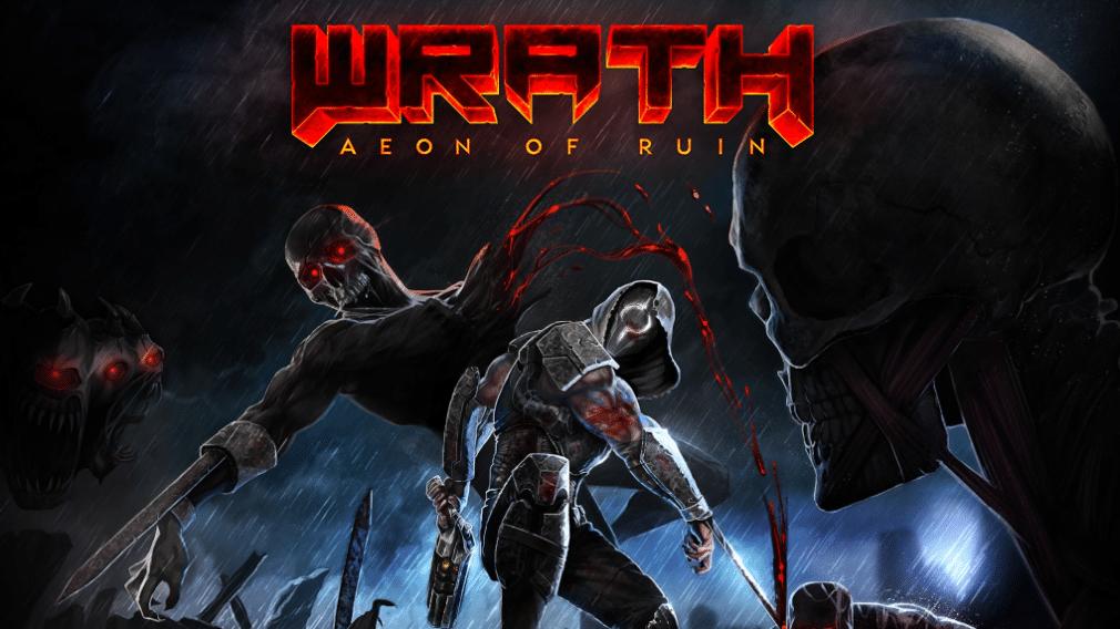 Wrath: Aeon of Ruin, el nuevo shooter clásico de 3D Realms