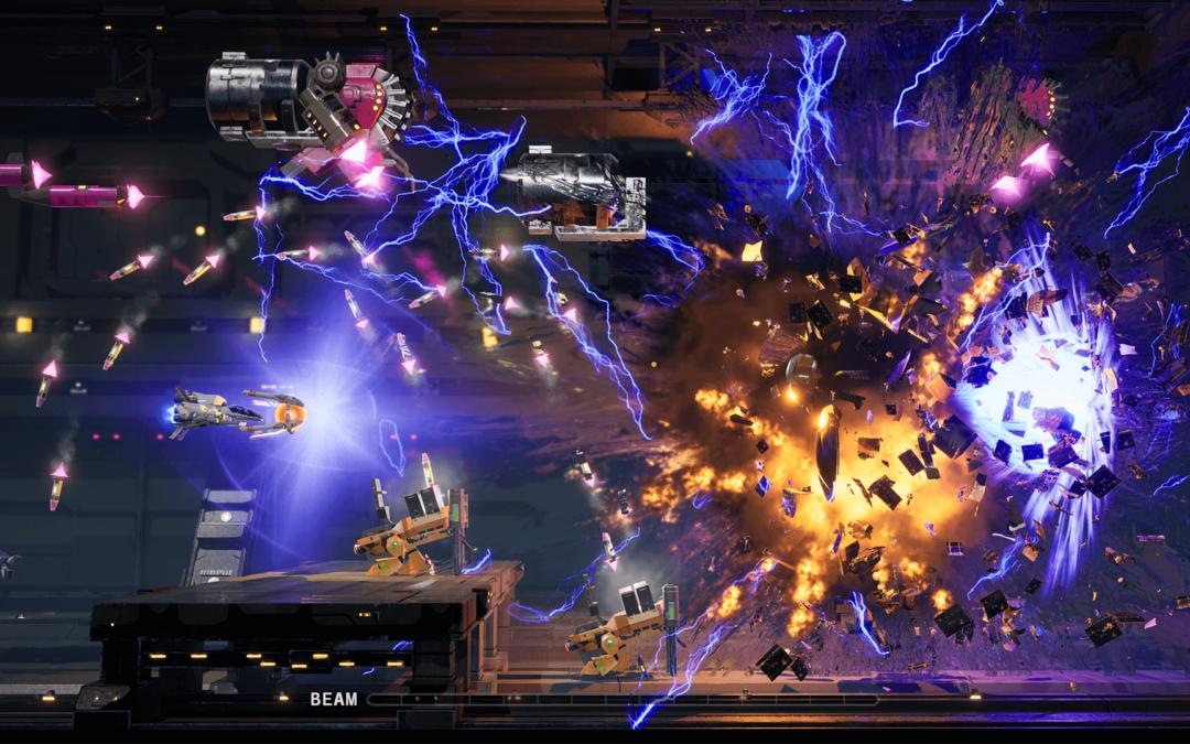 R-Type Final 2 anunciado para PS4, su campaña de financiación ya está en marcha