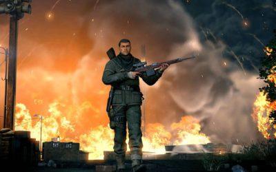 Volvemos a los rifles: Sniper Elite V2 Remastered saldrá el 14 de mayo