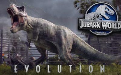 Analisis Jurassic World Evolution