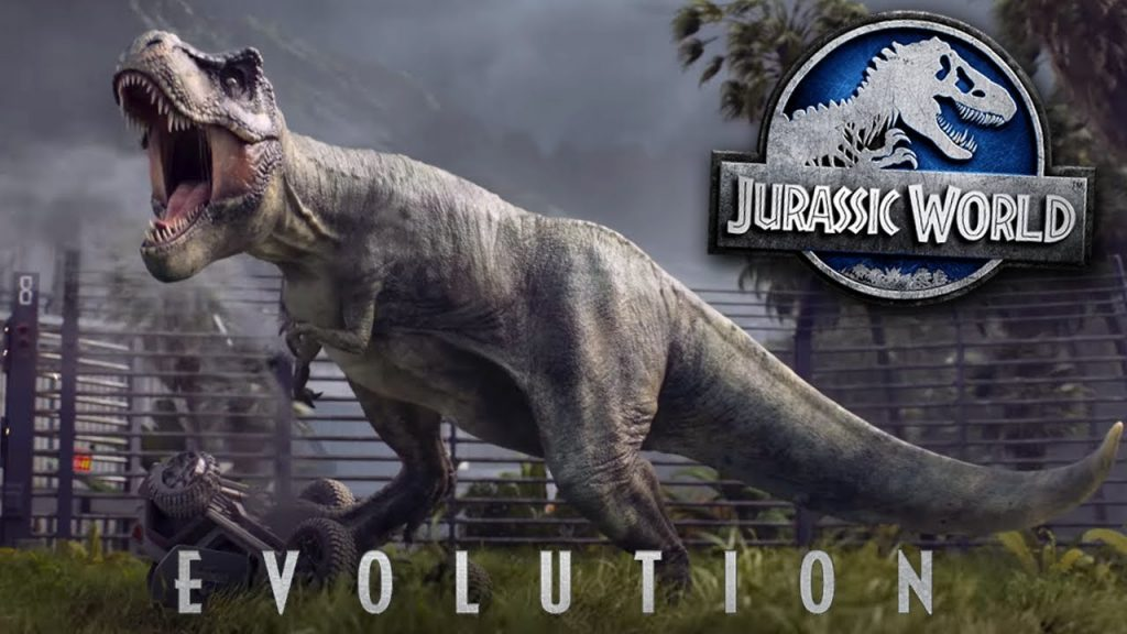 Analisis Jurassic World Evolution