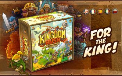 Ironhide Game Studio salta a los tableros con Kingdom Rush: Rift In Time