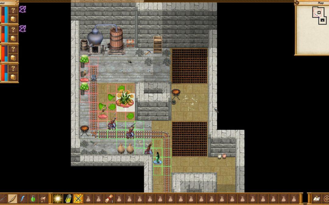 Queen's Wish: The Conqueror, el nuevo RPG de Spiderweb Software, llegará en otoño