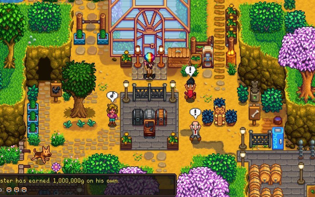 Nuevas granjas y opciones multijugador llegan a Stardew Valley