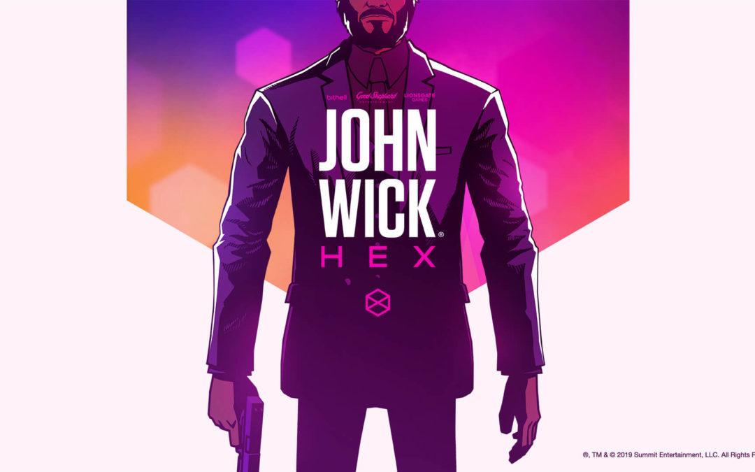 Anunciado John Wick Hex, acción coreografiada estratégica