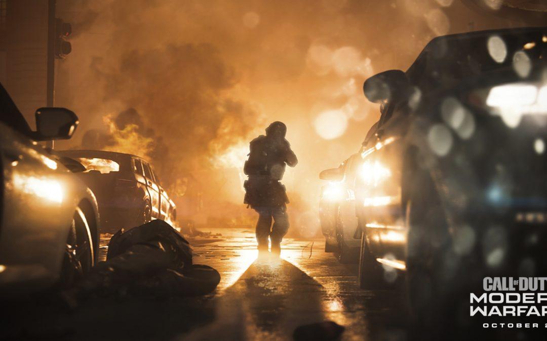 Call of Duty: Modern Warfare a la venta el 25 de octubre sin pase de temporada