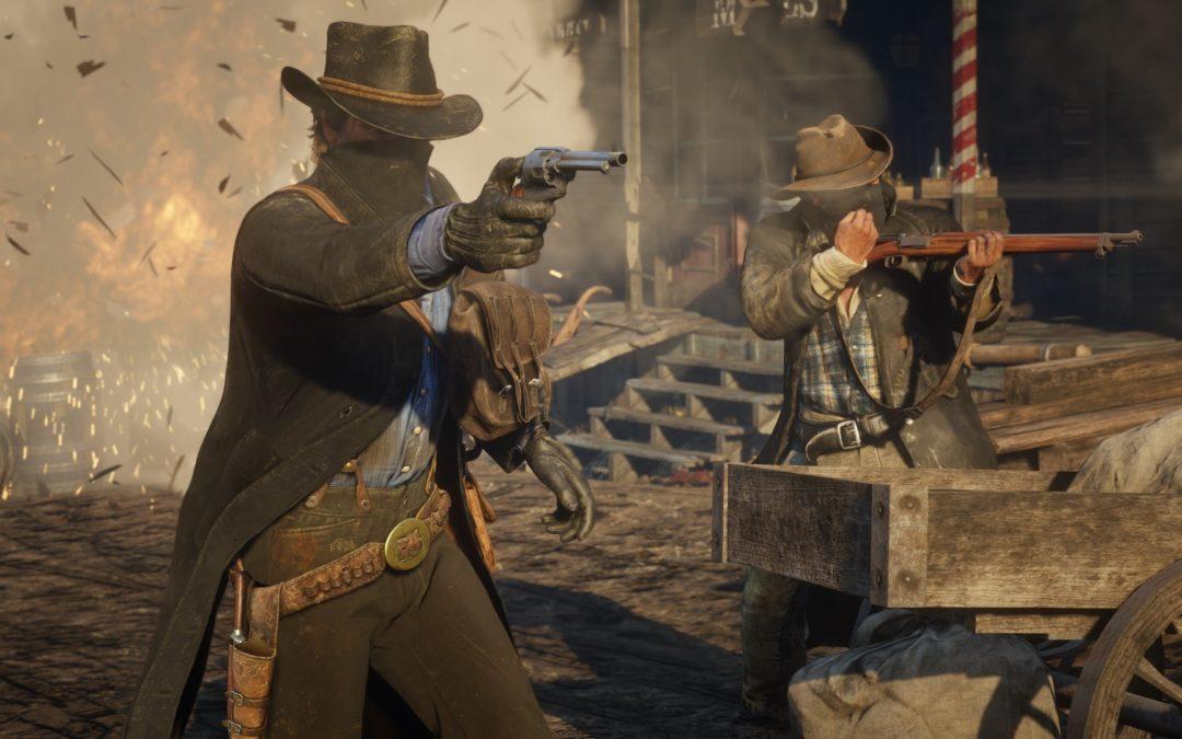 Nueva pista sigue indicando al Red Dead Redemption 2 que podría llegar a PC