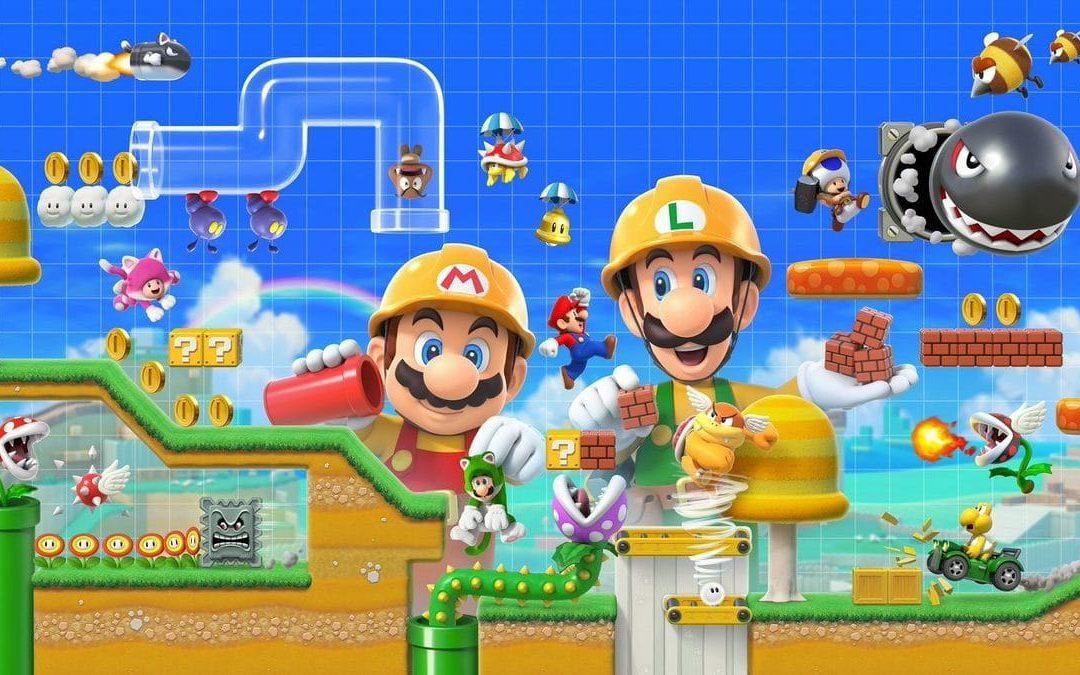 Super Mario Maker 2 podría no tener soporte para Amiibos