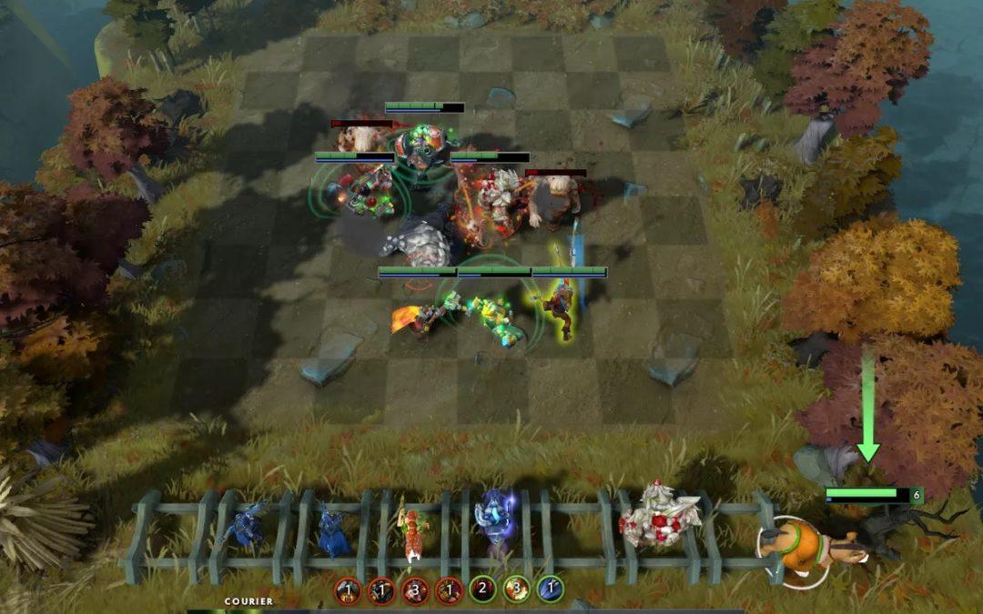 Valve confirma el desarrollo de su propia versión de Dota Auto Chess