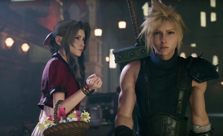 Final Fantasy VII Remake mantiene su desarrollo en múltiples partes