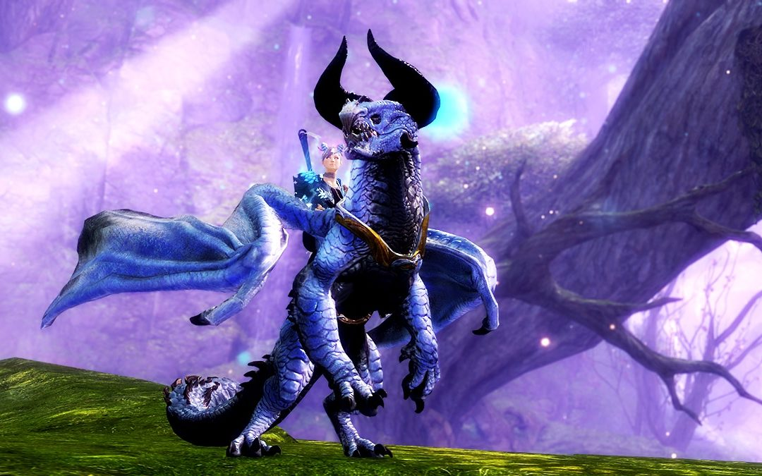 Guild Wars 2 se prepara para una nueva expansión con el fin de su Mundo Viviente