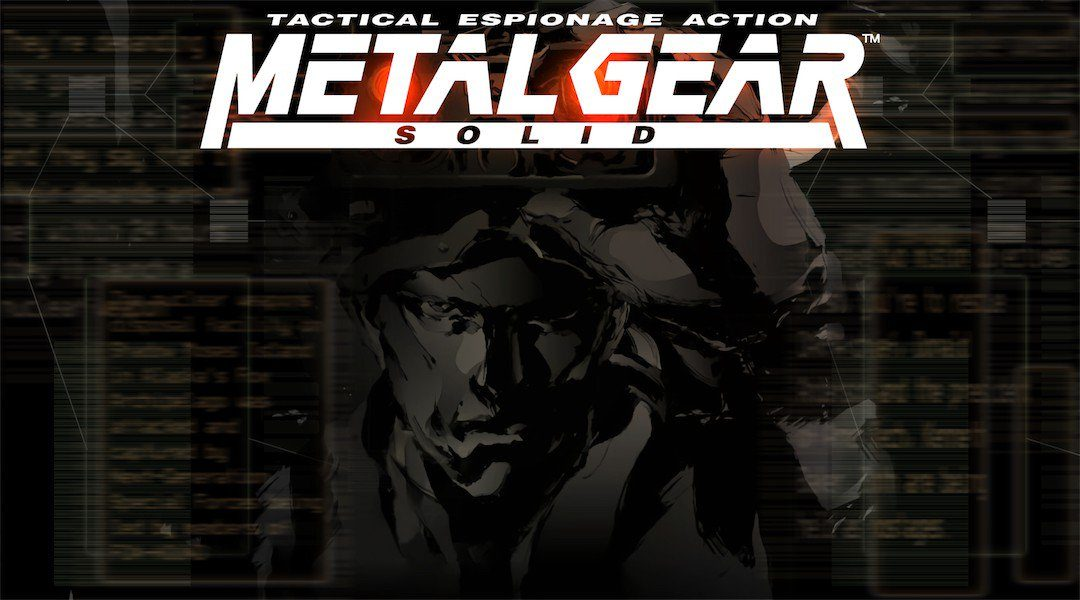 Inicio Metal Gear Solid recreado en Dreams