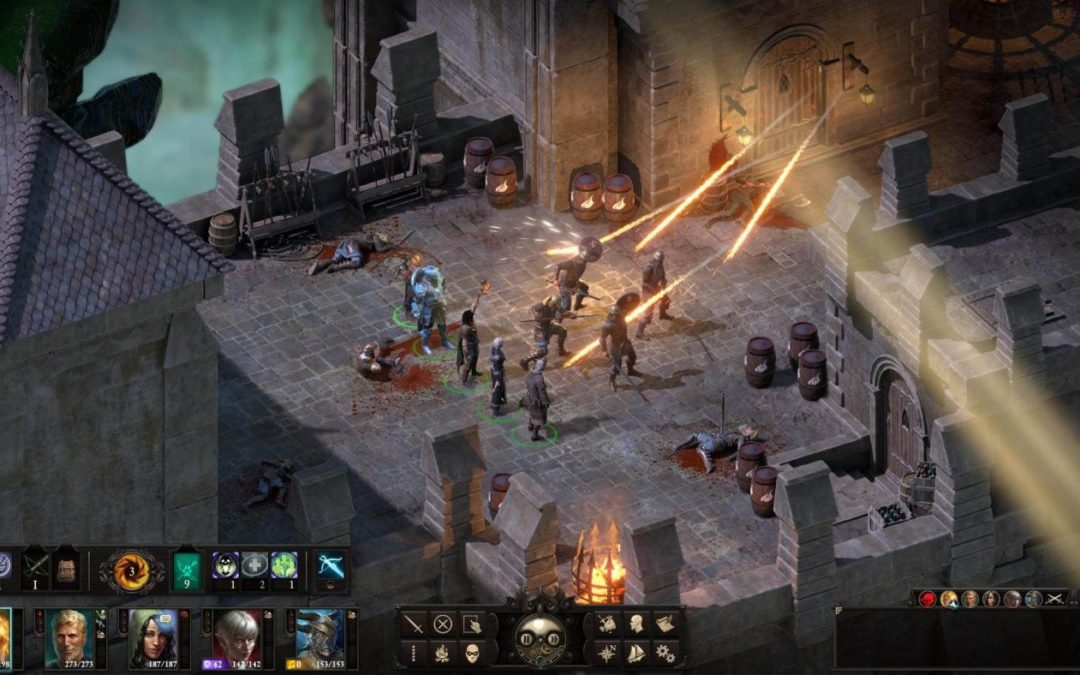 Pillars of Eternity II recibe una última actualización por su primer aniversario