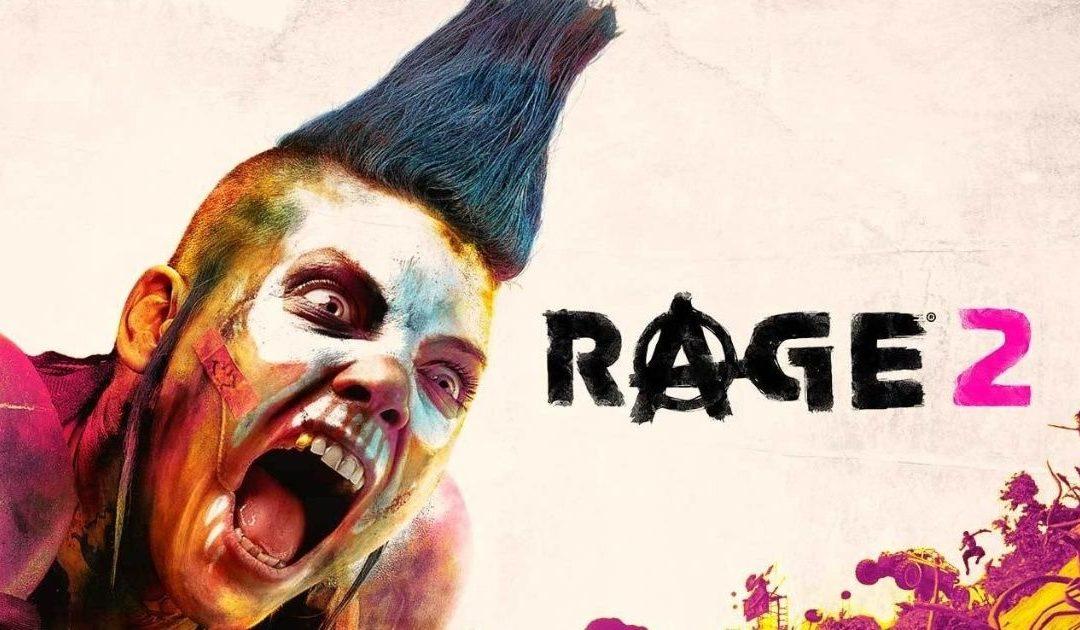 Análisis Rage 2