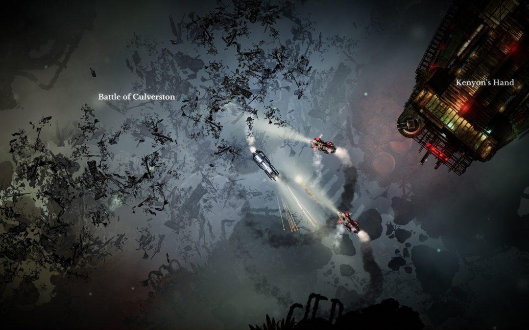 Sunless Skies introduce un nuevo personaje y peligros en su nueva actualización
