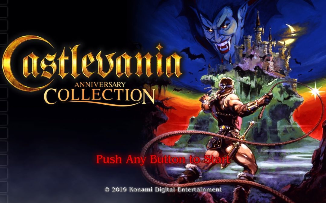 Análisis Castlevania Anniversary Collection