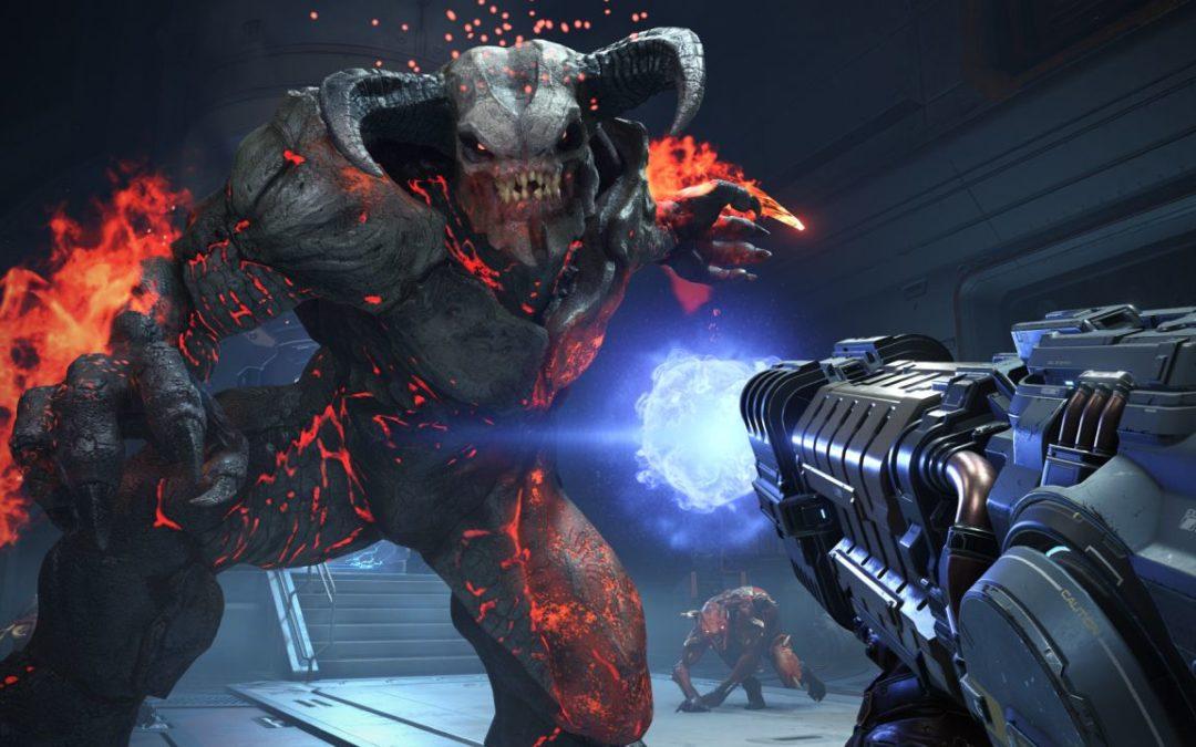 Doom Eternal tendrá escenas en tercera persona porque «es más eficiente»