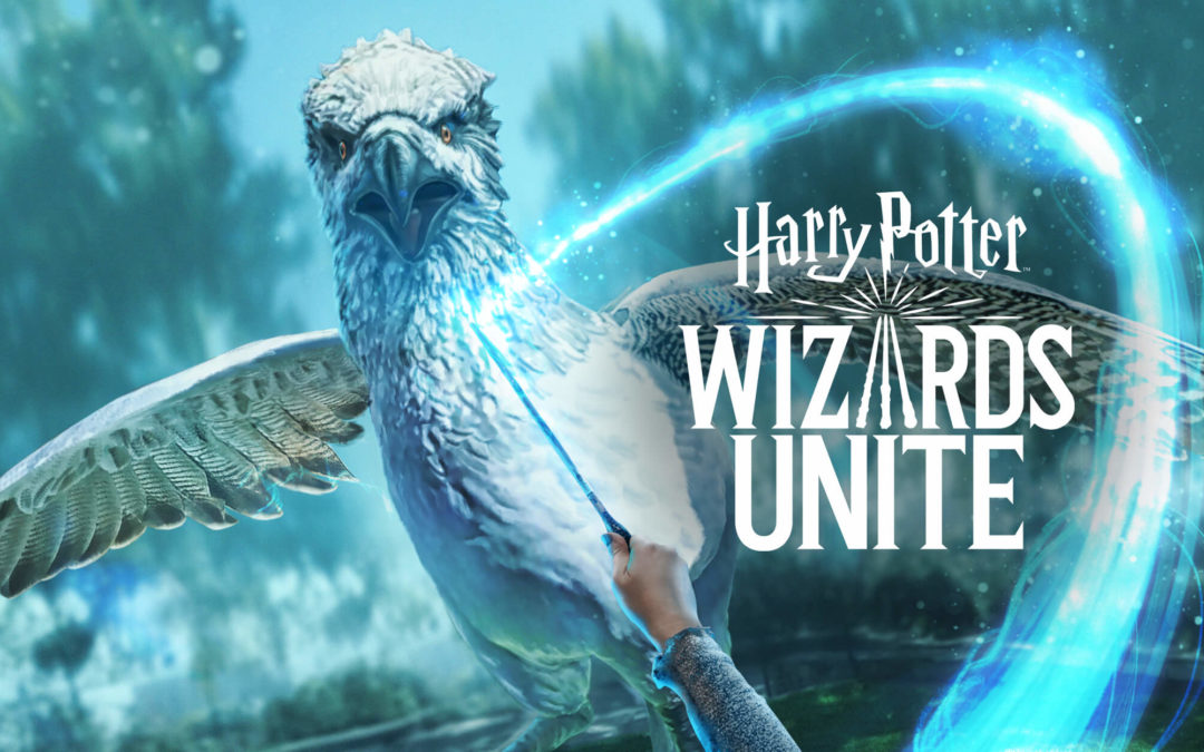 Harry Potter: Wizards Unite, el juego de Harry Potter con estilo Pokémon Go, disponible el 21 de junio