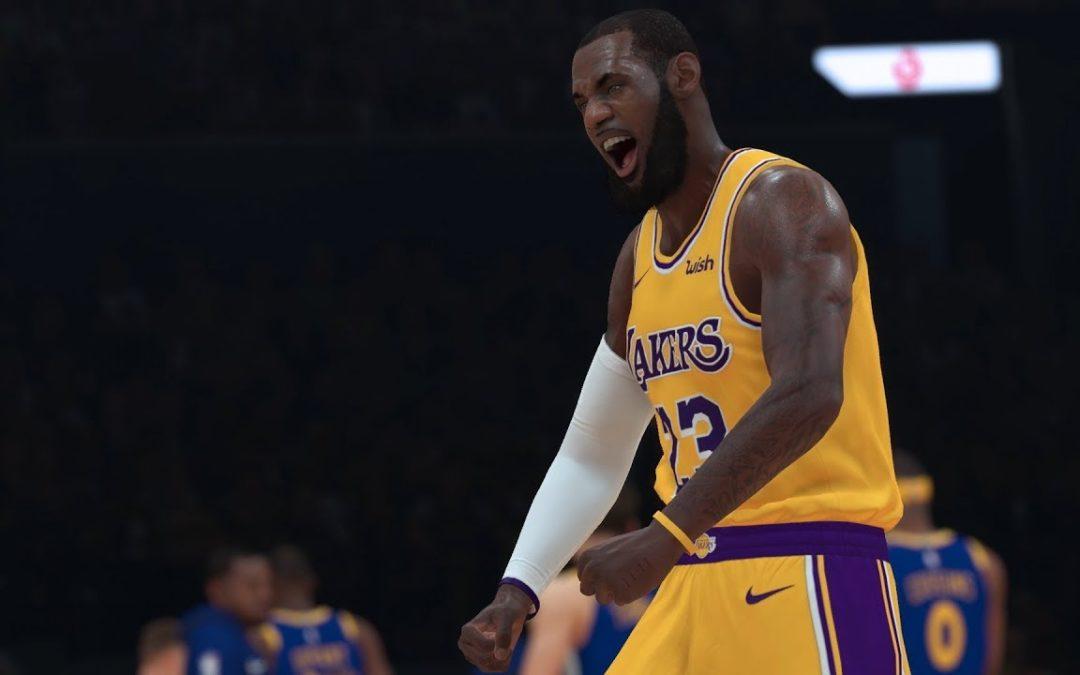 Los jugadores de NBA 2K19 están frustrados: el juego muestra publicidad que no se puede saltar