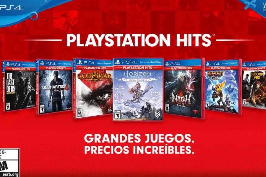 Horizon, Nioh y God of War III Remasterizado aparecen en PlayStation Hits