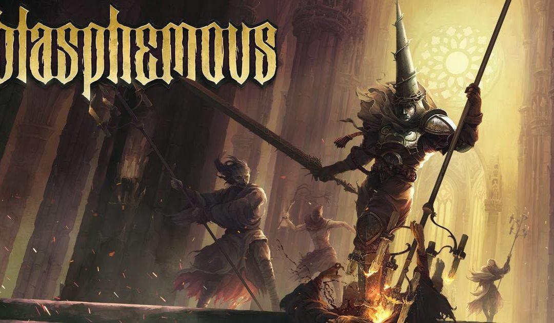 Breves: Blasphemous se define, nuevos juegos para PS Now, añadidos en Apple TV, Stadia, Rocksteady no en E3, anunciado juego Jumanji y más