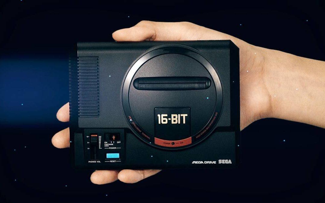Se completa la lista de juegos de SEGA Mega Drive Mini con 12 nuevos juegos