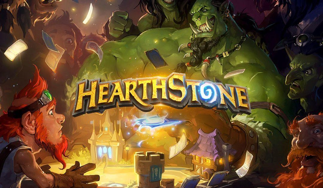 Hearthstone recibe 10 nuevas cartas en su próxima actualización