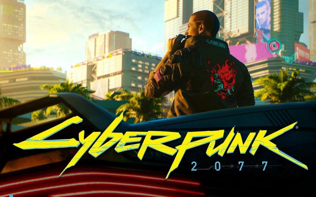 Cyberpunk 2077: vehículos, modo foto, finales y artworks