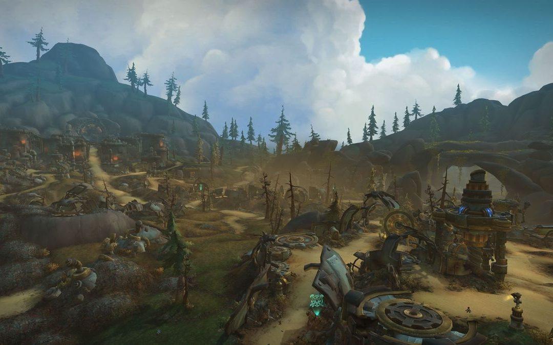 World of Warcraft nos invita a explorar nuevas tierras este 25 de junio