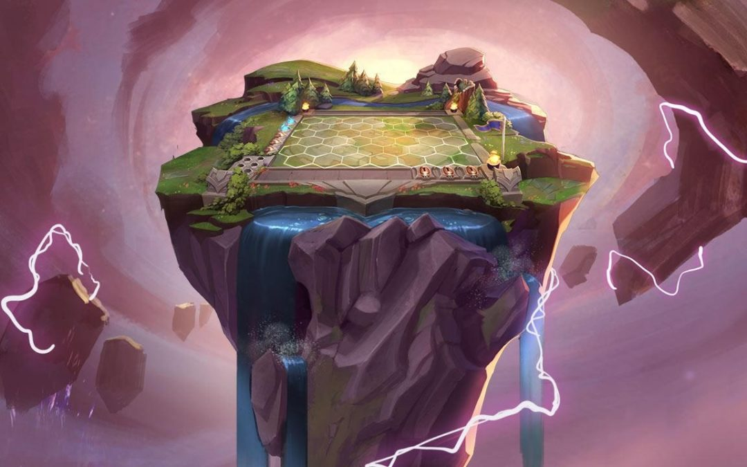 League of Legends imita a Dota 2 y tendrá su propio Auto Chess