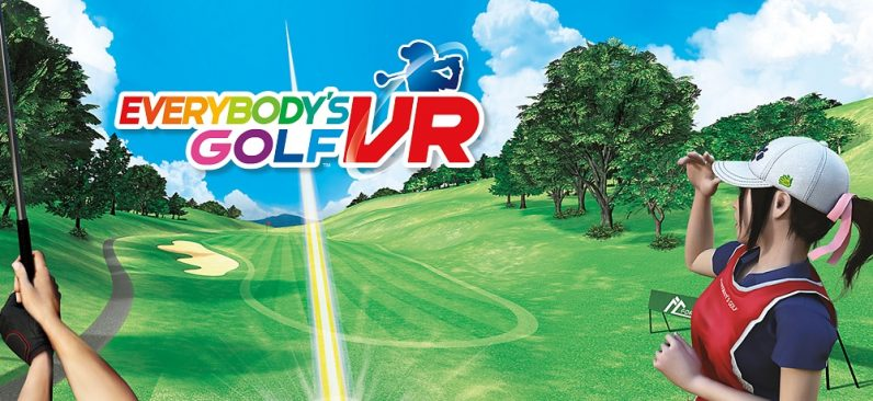 Análisis Everybody's Golf VR