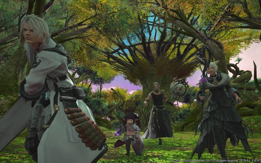 La próxima expansión de Final Fantasy XIV ya podría estar en desarrollo