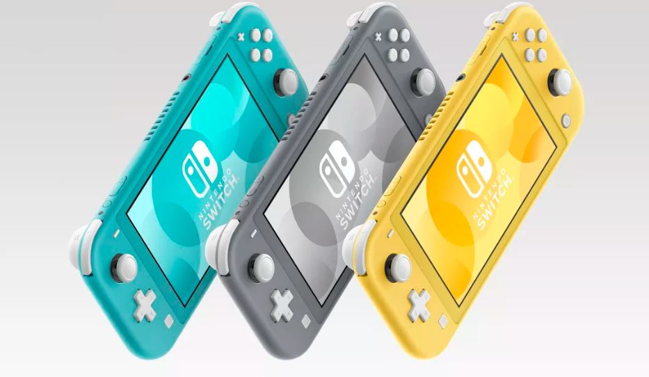 Nintendo: Sin previsión de modelo más potente de Switch para este año y Lite por unos 240€