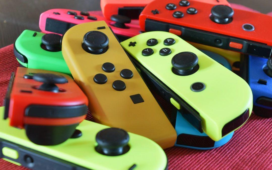 Nintendo reparará el drift de los Joy-Con de manera gratuita, incluso fuera de garantía