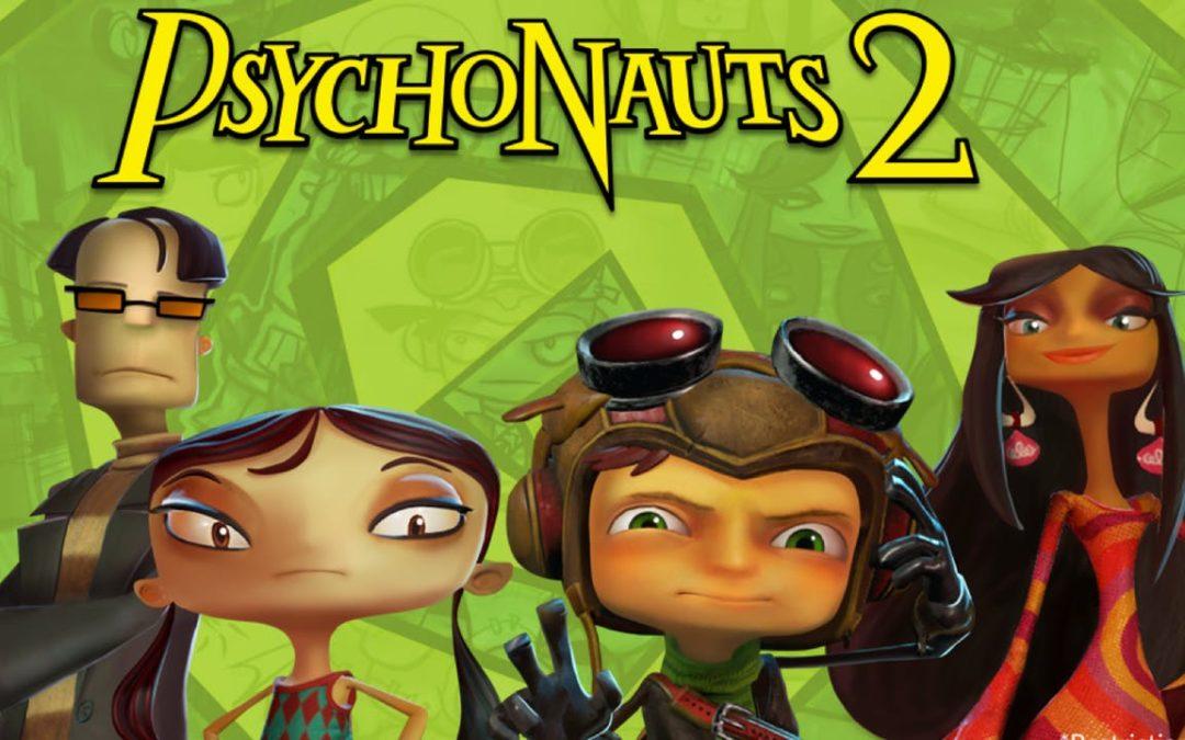 Psychonauts 2 se retrasa hasta 2020, pero es por el bien del proyecto