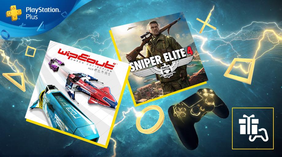 Juegos de agosto para PlayStation Plus y Games with Gold