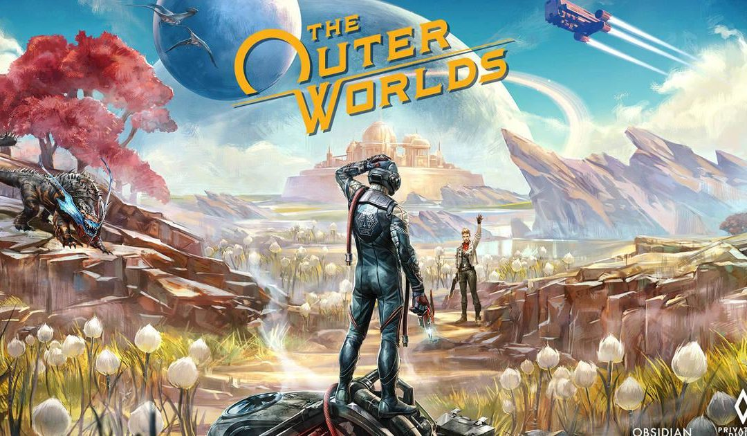 Obsidian confirma que The Outer Worlds también llegará a Nintendo Switch