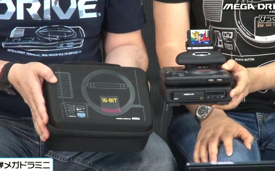 Mega Drive Mini sufre un pequeño retraso, a la venta el 4 de octubre