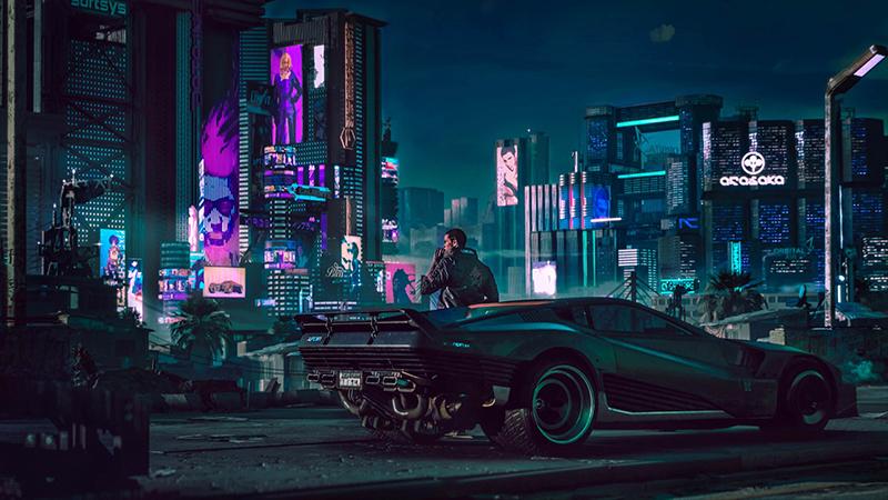 Detalles copiosos de Cyberpunk 2077