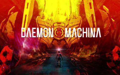 Nuevo trailer japonés de 『DAEMON X MACHINA』
