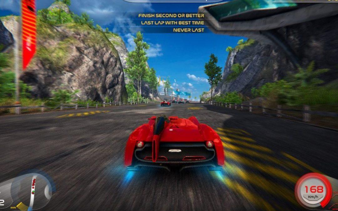 Rise: Race the Future a la venta el 22 de julio en Switch (Arcade de velocidad)