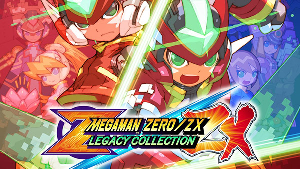Trailer de Mega Man Zero / Zx Collection