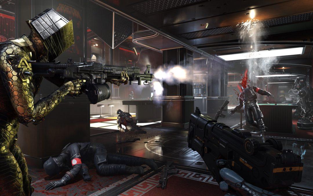 Desveladas las características del próximo parche de Wolfenstein: Youngblood